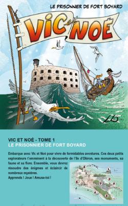 Le prisonnier de Fort Boyard (tome 1)